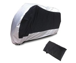 UV-Resistant Motorcycle Cover