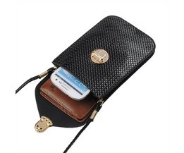 Ladies Leather Bag For Smartphone