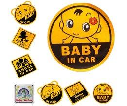 Car Sticker Baby