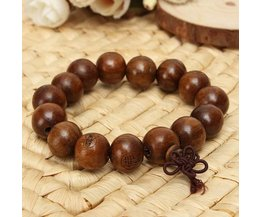 Brown Buddhist Bracelet