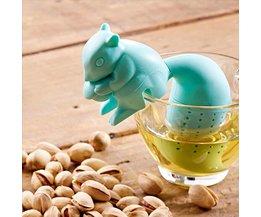 Tea Strainer Squirrel