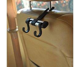 Car Clothes Hanger Hooks