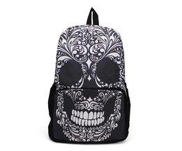 Punk Skull Backpack