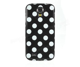 Dotted TPU Silicone Case For Samsung Galaxy S4