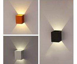 3W Aluminum LED Wall Lamp