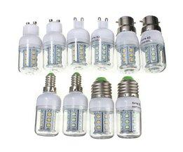 E27 E14 LED Bulb G9 G10