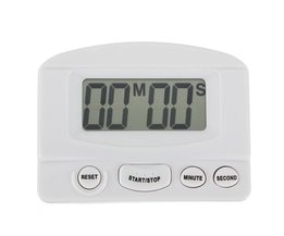 Kitchen Timer With LCD Screen