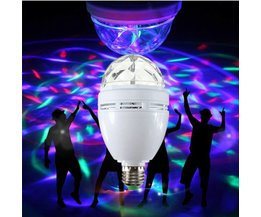 Rotating Disco Light LED