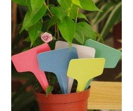 Plastic Plant Labels 100 Pieces