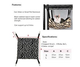 Hammock For Cats In Multiple Models
