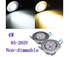 4W LED Ceiling Spot
