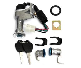Scooter Ignition Set 4-Badges For 50Cc And 150Cc GY6