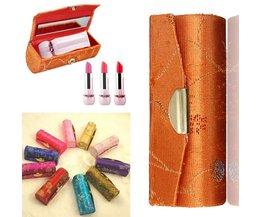 Retro Lipstick Box
