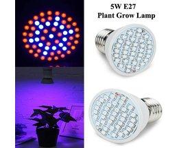 5W E27 Grow Lamp
