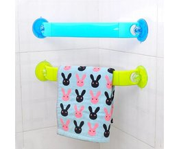 Towel Hanger With Suction Cups