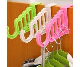 Multifunctional Door Hangers For Clothes