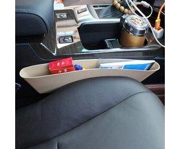Convenient Storage Box In Car