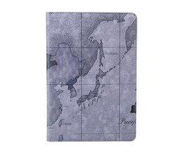 Fashionable World Map Case For IPad Mini