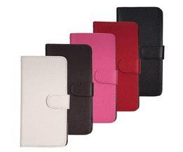 Standing PU Leather Case For Samsung Galaxy Note 4