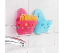 Shower Baskets To The Wall