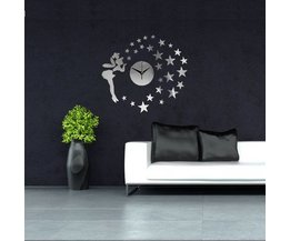 Decoration Clock With Elf