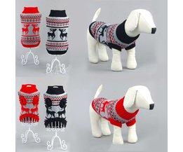 Dog Sweater Dress