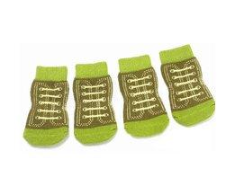 Non-Slip Socks For Dogs In 3 Sizes
