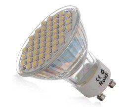 LED Lighting Fitting With GU10