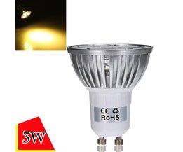 Dimmable GU10 LED Bulb 3W