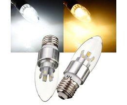 E27 Candle Lamp