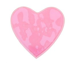 Anti-Slip Mat Car Heart-Shaped