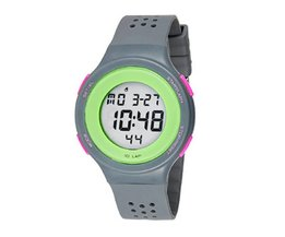 Silicone Band Sports Watch