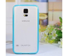Transparent Case For Samsung Galaxy S5 I9600