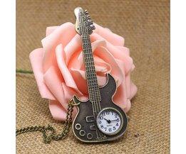 Guitar Watch