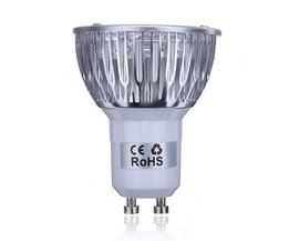 LED Lamps With GU10 Socket