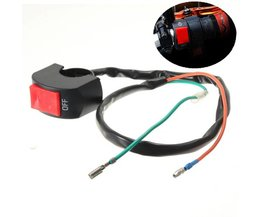 Stuurschakelaar Motor Headlight