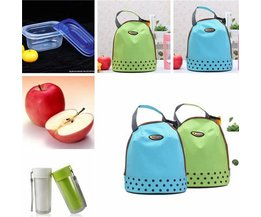 Lunch Bag In Two Colors