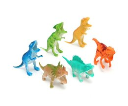 Toy Dinosaurs (6 Pieces)