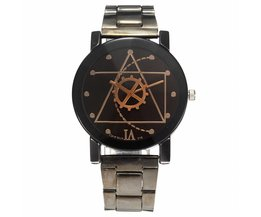 Men'S / Women'S Watch With Compass Design