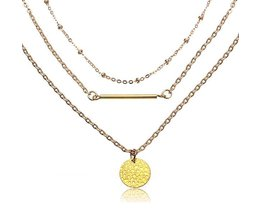 Double Chain With Coin