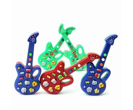 Toy Guitar With Music
