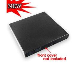 Housing DVD Burner With USB Port