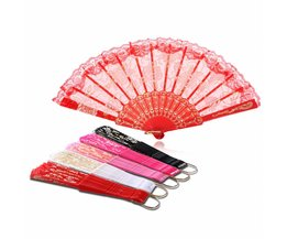 Chinese Fan In Different Colors