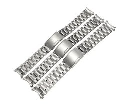 Watch Band Stainless Steel In Two Sizes
