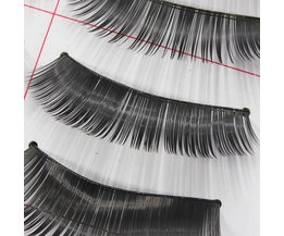 Trendy Handmade False Eyelashes 10 Pair
