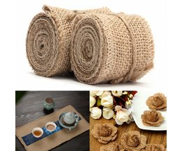 Jute Ribbon In Two Sizes 2M
