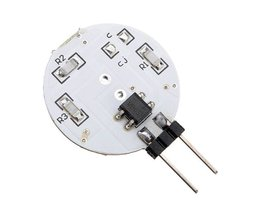 LED Lamp 12V G4 Shelf With 9 SMD LEDs Warm White