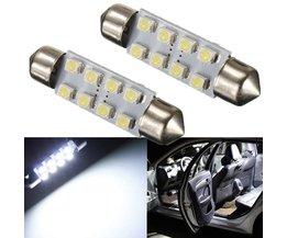 LED Car Lighting 12V Ceiling