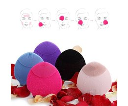 Electric Facial Cleanser Rechargeable Silicone