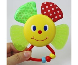 Teether Rattle And For Babies